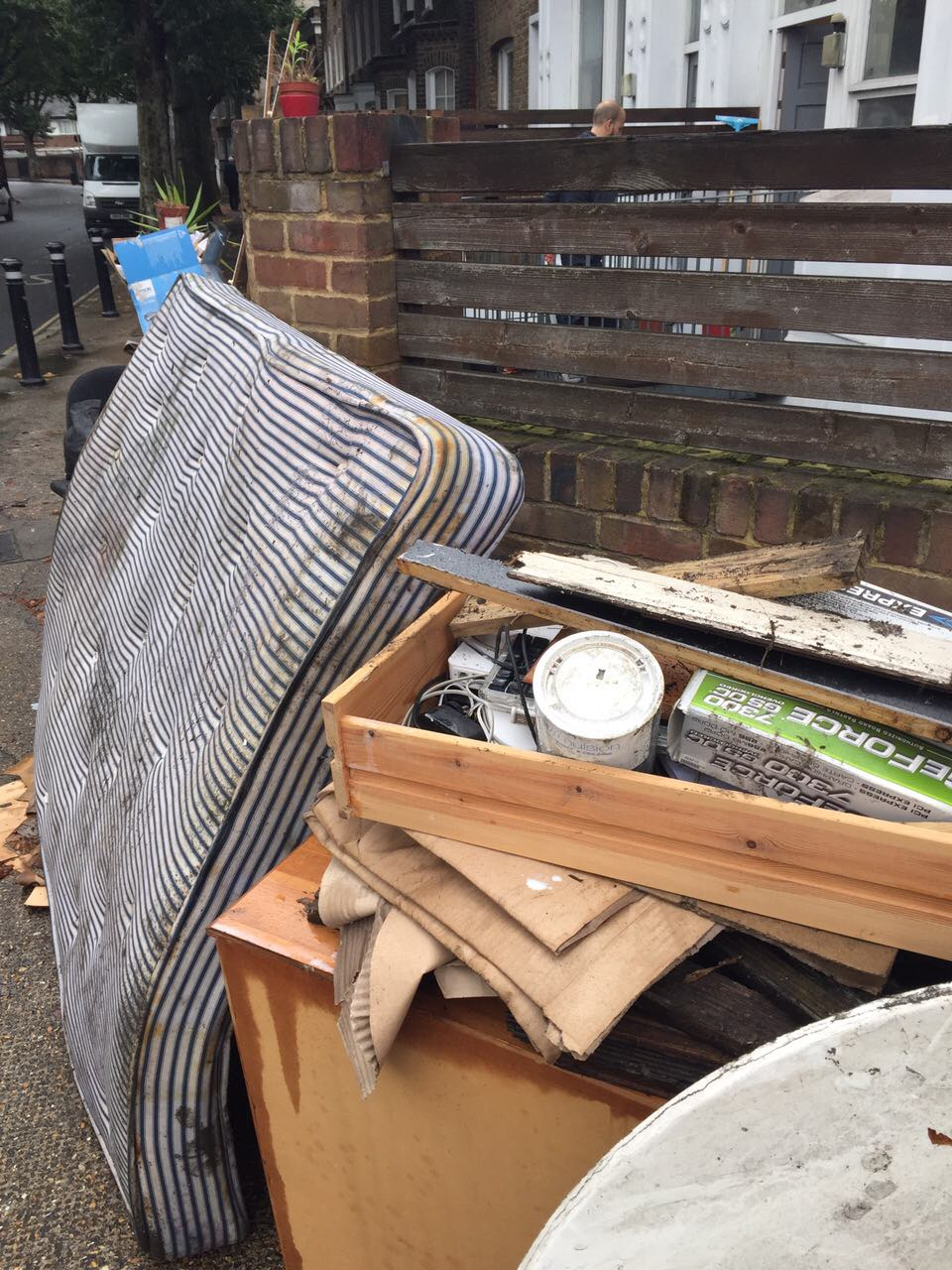 Finsbury Park Rubbish Removal Service N4